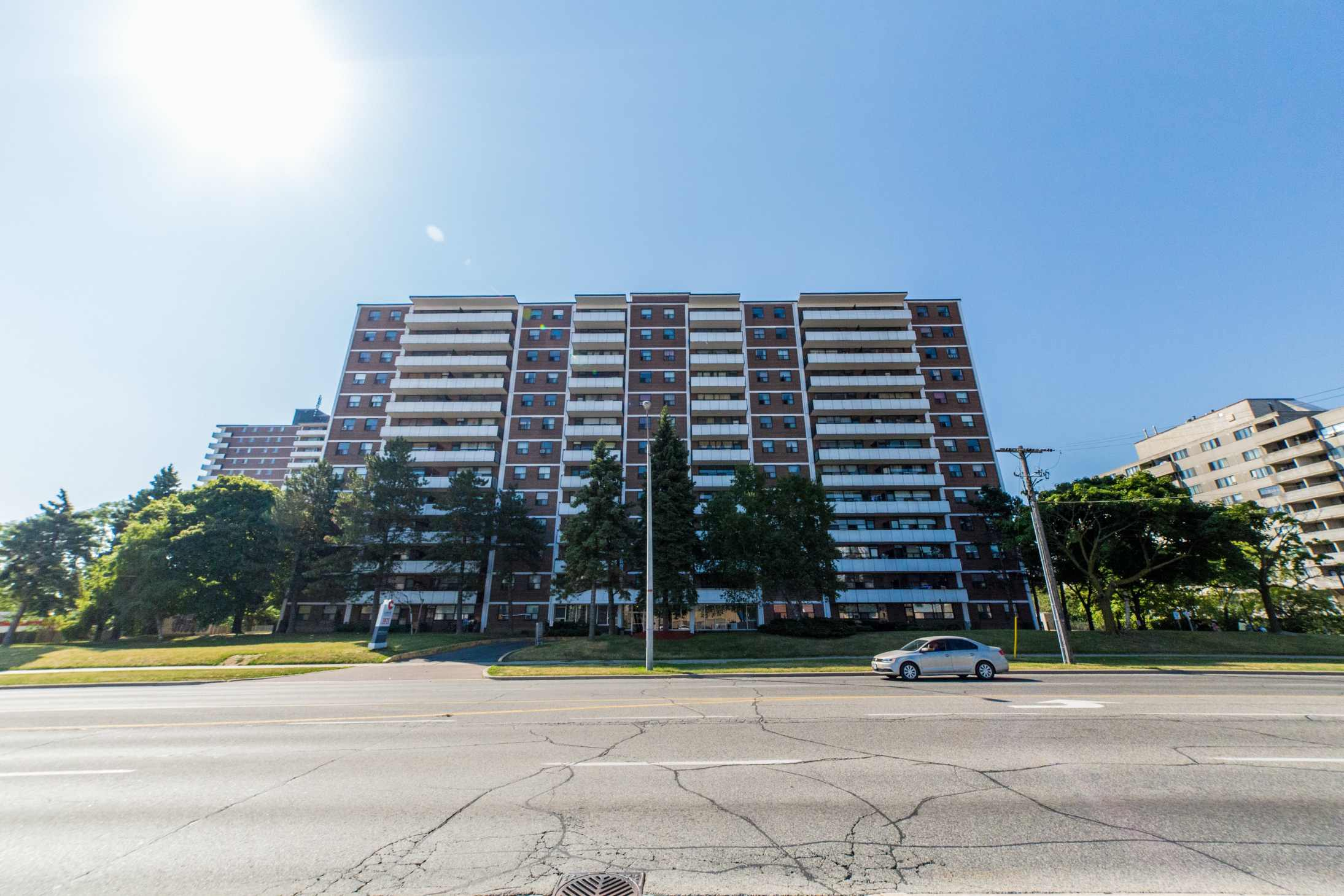 3875 Sheppard Ave East | Cando Apartments