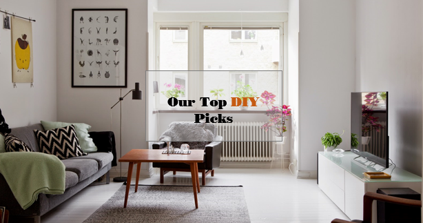 The Beauty in Apartment Living: Our Top DIY Picks for Decorating